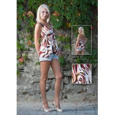 Дамска блуза с бюстие