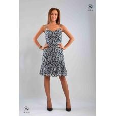 Дамска рокля от шифон
