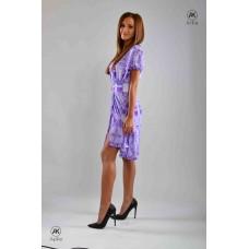 Дамска рокля от трико